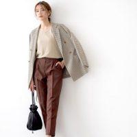 冬のブラウンコーデ【2021】相性の良い色を組み合わせたお手本の着こなし♪