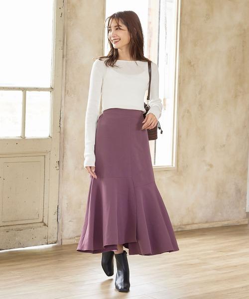 [kobelettuce] パネルマーメイドスカート