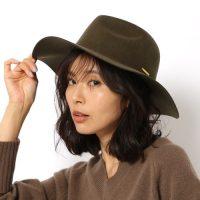 いつもの着こなしにおしゃれな『帽子』をプラス☆冬の注目スタイル