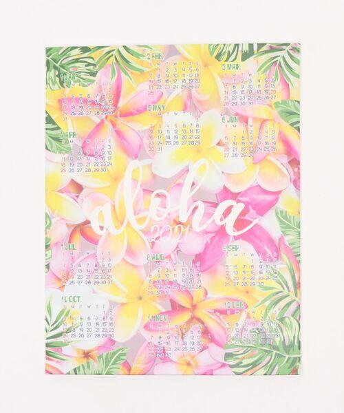 [チャイハネ] 【Kahiko】2021年 HawaiianフォトボードカレンダーL
