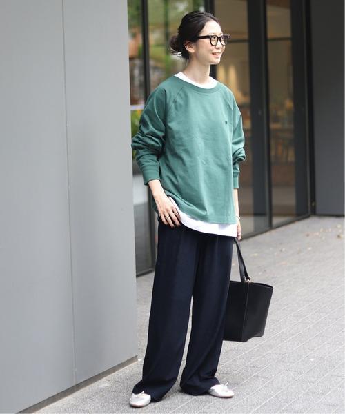 冬のかっこいい女性ファッション4