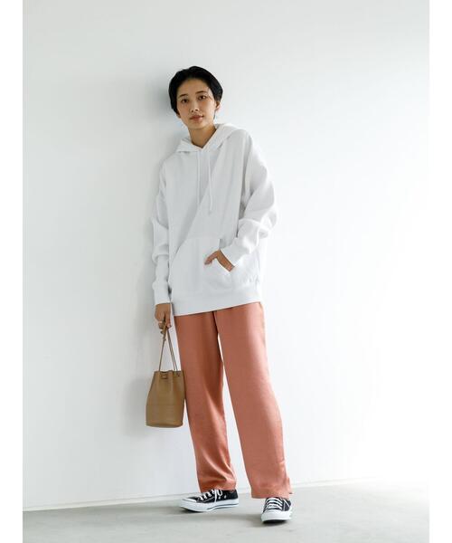 [koe] 【13色展開】【S~XLサイズ対応】TC裏起毛パーカー20A〇