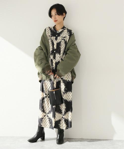 冬のかっこいい女性ファッション21