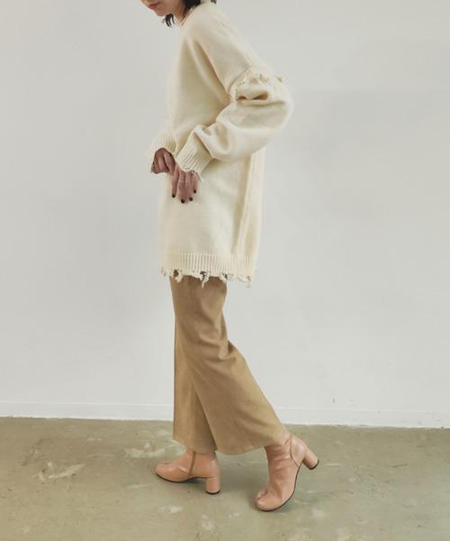 [Auntie Rosa] 【VACANCY】足袋ブーツ