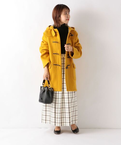 [SHIPS for women] 【SHIPS any別注】LONDON TRADITION: リラックスダッフルコート