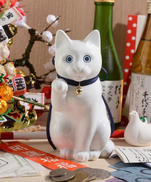 [SiNCERE] 〈Kata Koto/カタコト〉Manekineko Bank/へそくりの招き猫
