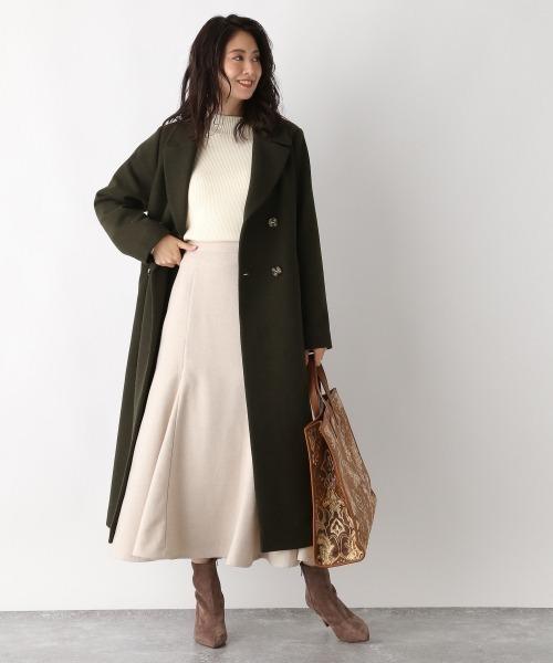 ウールマーメイドスカート916530