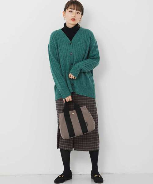 [URBAN RESEARCH Sonny Label] チェックタイトスカート