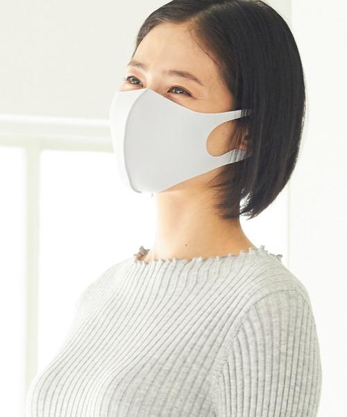 [CROSSPLUS ONLINE] 【PASTEL MASK 3枚セット】(新色追加) 洗って使える3Dデザインマスク