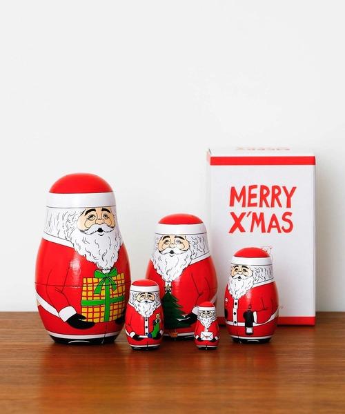 [HIGHTIDE] MIDORI KOMATSU Merry X'mas メリー クリスマス マトリョーシカ
