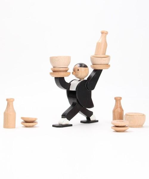 [FREAK'S STORE] KIKKERLAND/ キッカーランド Don't Tip The Waiter Stacking Game