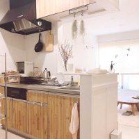 一人暮らしのキッチンインテリア特集!色数を抑えておしゃれなお部屋を作ろう