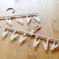 【連載】《無印》洗濯だけじゃない!収納にも使えるアルミ直線ハンガーの活用アイデア