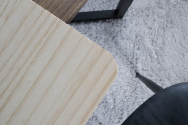 サイドテーブル DIY5