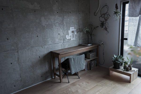 古家具を愛でるインテリア
