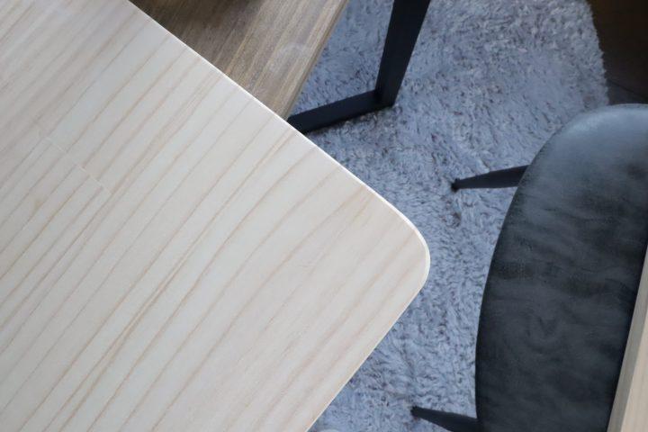 サイドテーブル DIY6
