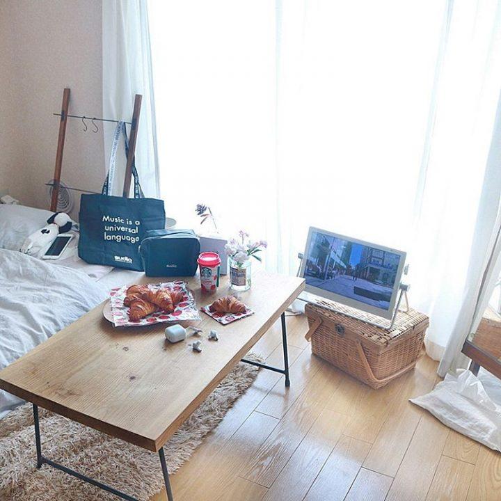 小さな家具を、フレキシブルに組み合わせるnme