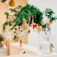 小さなお部屋でもクリスマス気分を演出。おしゃれなインテリアのアイディアまとめ