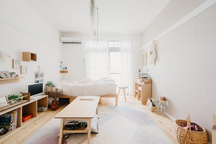 一人暮らし、ソファがなくても居心地の良い空間を作るには?