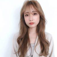 人気の韓国風ロングヘア特集!憧れの韓国美人に近付くトレンドヘアをご紹介