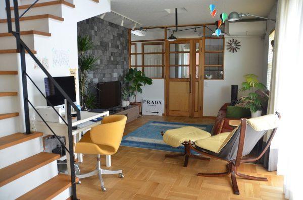 デザインチェア&ソファがお部屋のアクセントに