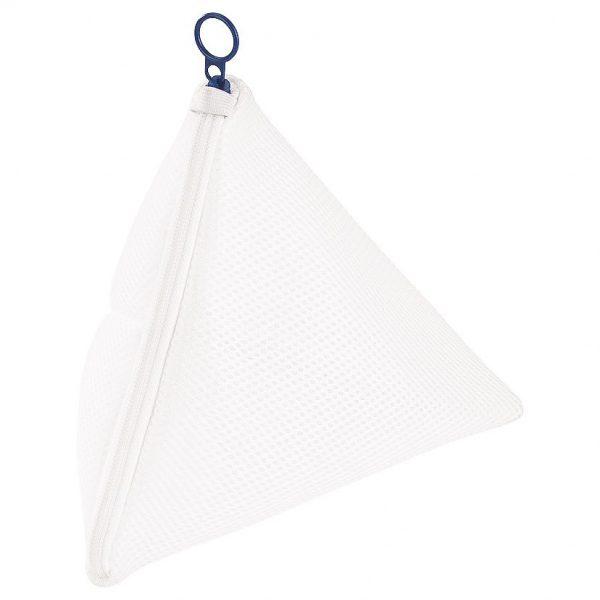 【IKEA】トライアングル型が珍しい洗濯ネット