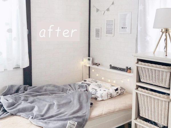 寝室 おしゃれ DIYアイデア10
