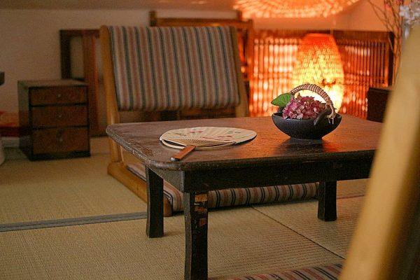 和×レトロを楽しめる和室の一人暮らし