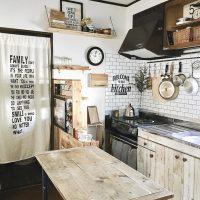ワンルームのキッチンに仕切りを作るアイデア特集!おしゃれで快適な空間に♪