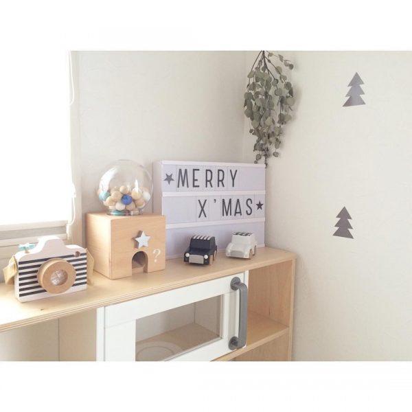 クリスマスディスプレイ11