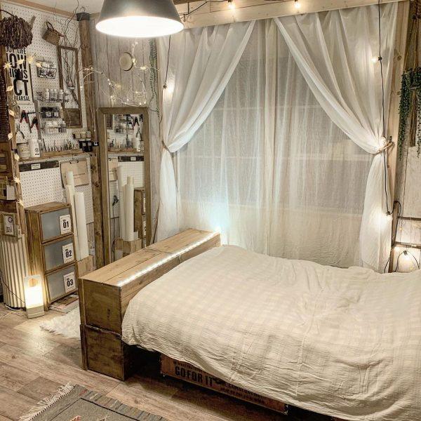寝室インテリア14