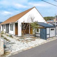おしゃれな平家の外観デザイン特集!素敵な玄関やお庭の実例を新築の参考に♪