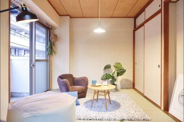 6畳 和室 おしゃれ 洋風 レイアウト2