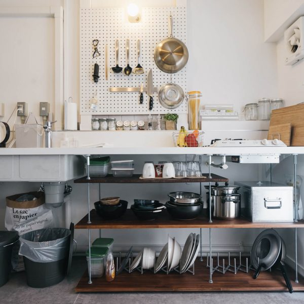 キッチン DIY7