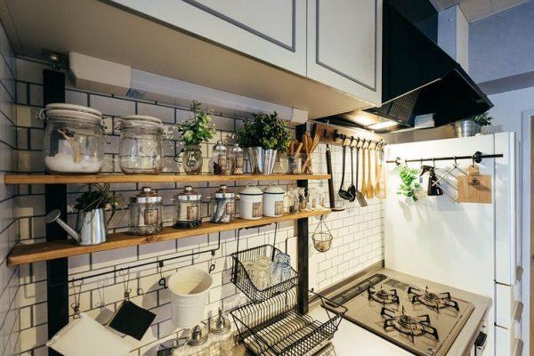 キッチン DIY4
