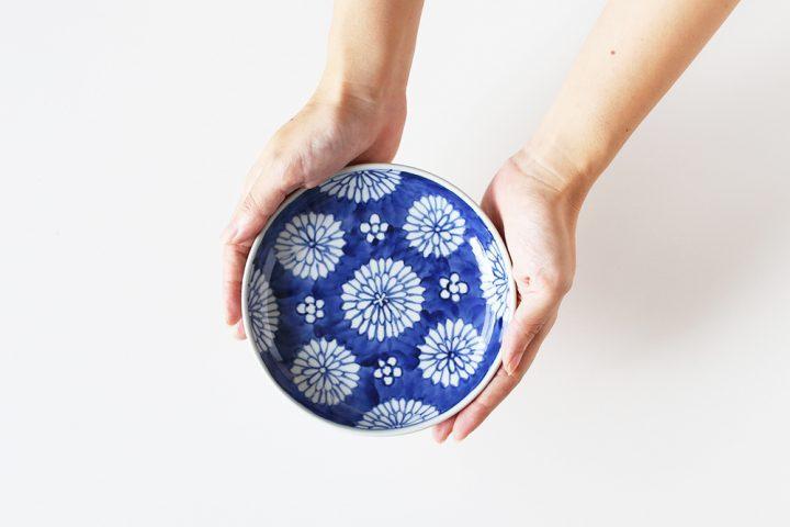 ほっこり可愛らしい小皿