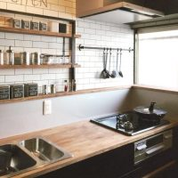 オープンキッチンのおしゃれな収納実例!スッキリ見えるアイデアをご紹介
