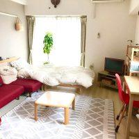 1Kにおすすめのベッドの配置をご紹介!空間を上手に使うレイアウトのコツは?