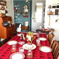 イベントを盛り上げるテーブルコーデ♪クリスマスのコーデ実例を参考にしてみよう!