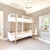空間を効率的に使える♡《2段ベッド&ロフトベッド》のある子供部屋インテリア