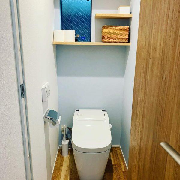トイレのおしゃれなレイアウト