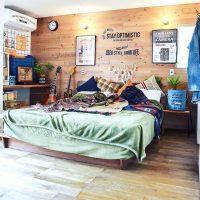 狭い部屋にベッドを置くには?スペースを活用したおすすめのレイアウト実例集