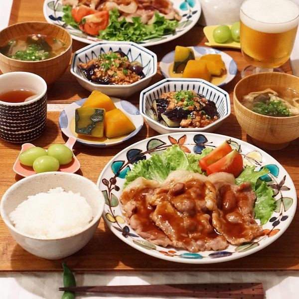 定番♪豚肉の生姜焼き
