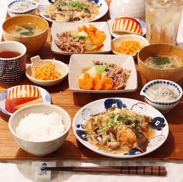 和食でカレイの煮付けに合う人参きんぴら