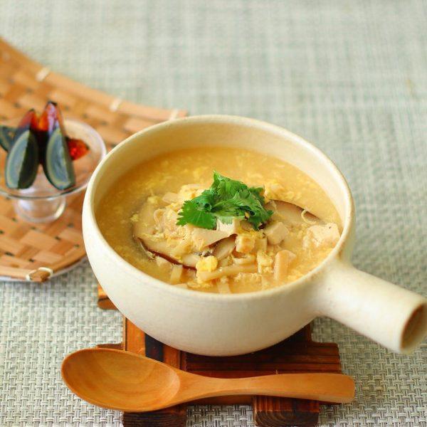 胃に優しい料理 レシピ お粥2