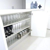 食器棚を使わない食器の収納アイデア!お皿や茶碗を使いやすく片付ける方法は?