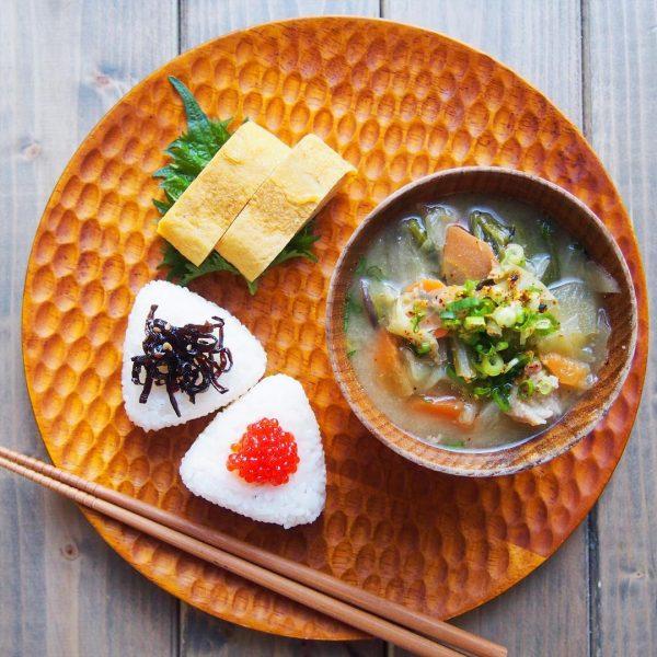 人気和風スープ♪豚汁
