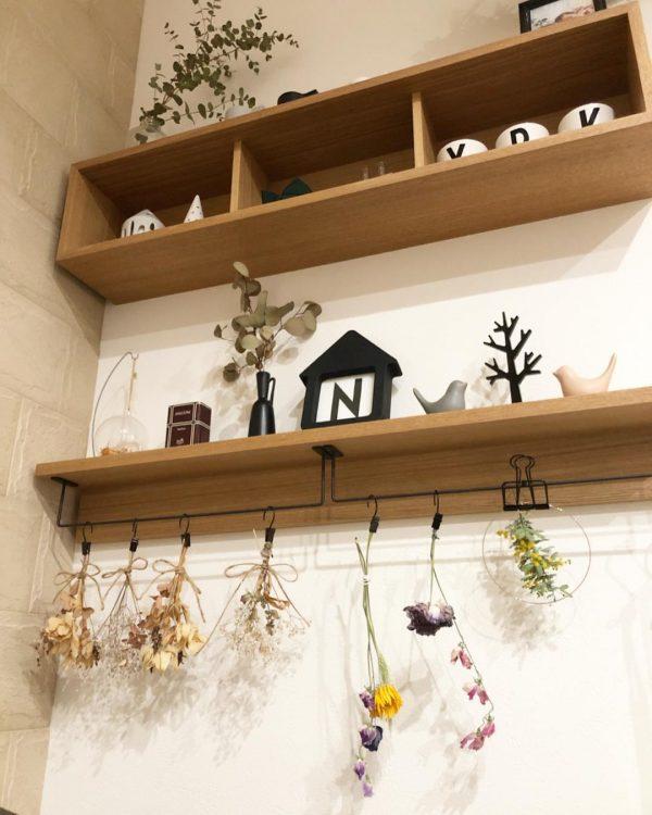 無印 壁に付けられる家具 活用アイデア8