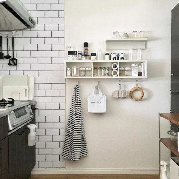 無印 壁に付けられる家具 活用アイデア2