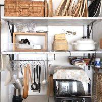 センス抜群の『キッチンDIY』アイデア!収納スペースを増やそう♪